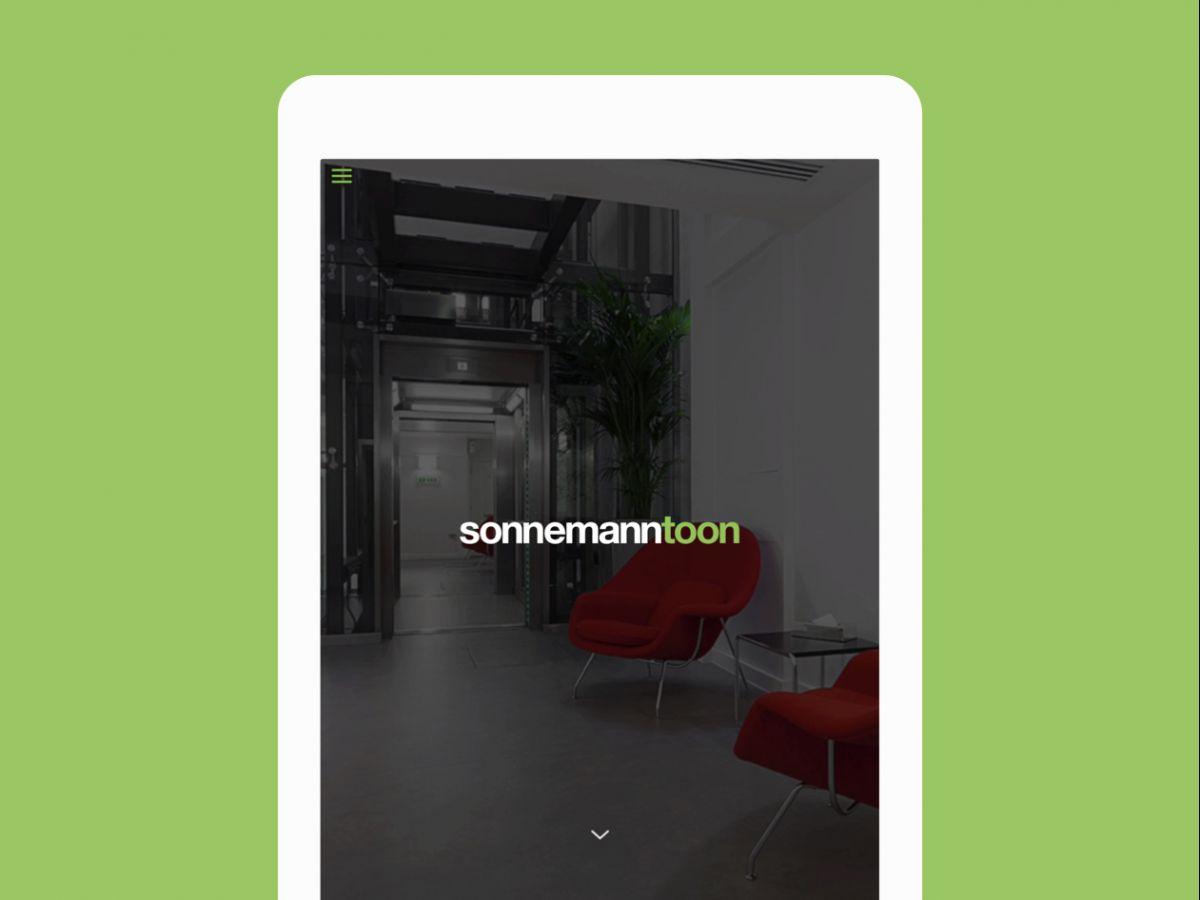London architect website